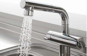 クリンレディでおすすめな水栓は「浄水器兼用バブルシャワー水栓」!