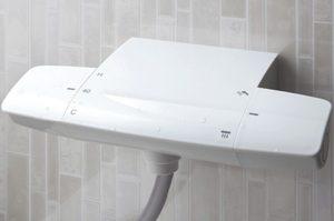オフローラの水栓は水垢が付かない新素材!「スゴピカ水栓」
