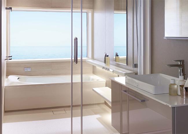 TOTO「シンラ」の費用相場やお風呂を快適にしてくれる機能をまとめると